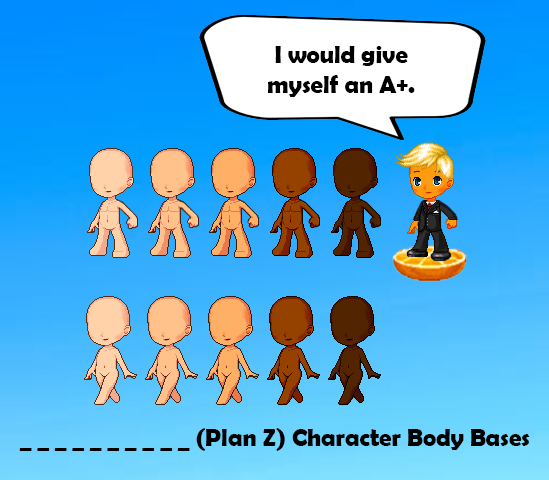 (Plan Z Characters)